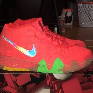 Nike Shoes - Kyrie 4 Lucky Charms 659994475